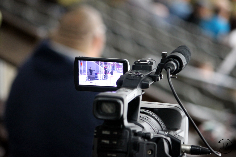 Hockey Untaped: The Media That Makes it Happen