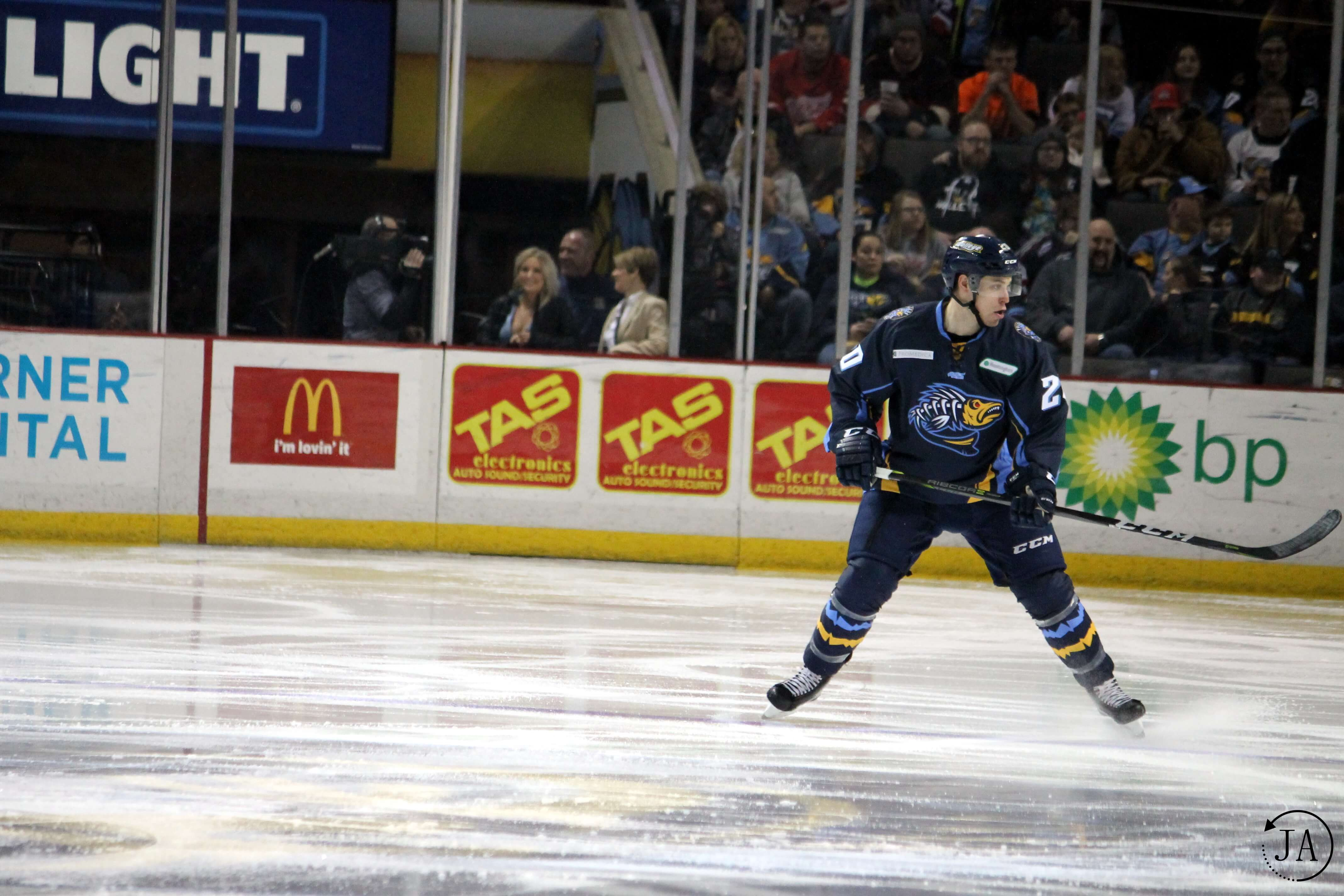 Mike Borkowski | Calder Cup Champion Looking for ECHL Champ Title