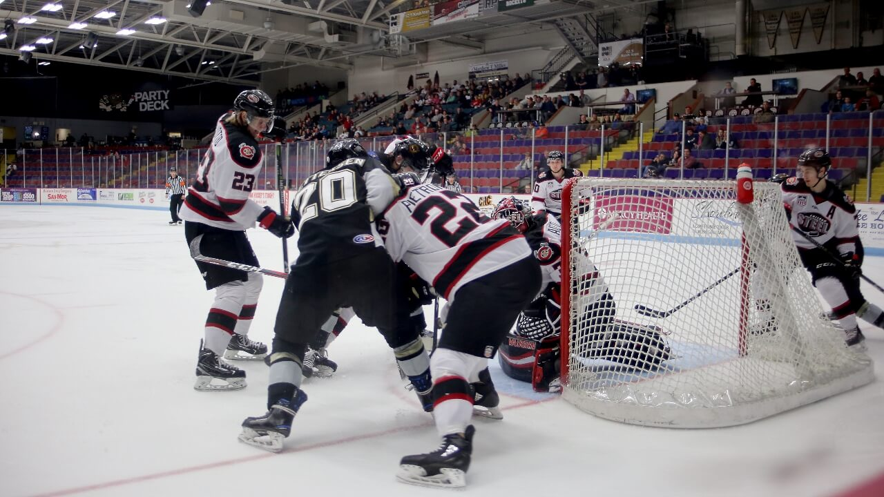 Steel Take Control | Chicago Defeats Muskegon to Force Game Three