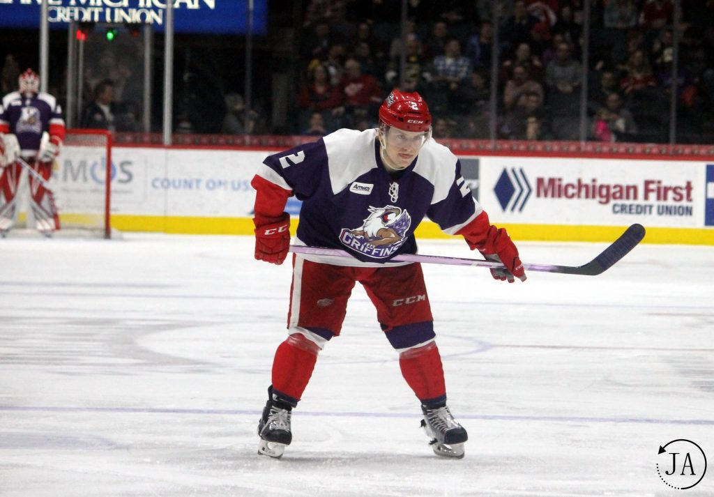 grand rapids griffins, griffins hockey, ahl hockey, ahl, red wings prospect