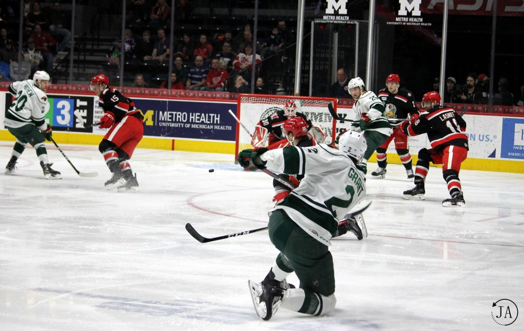 grand rapids, grand rapids griffins, ahl hockey, ahl, red wings affiliate