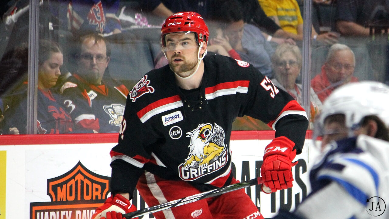 Dylan McIlrath is Finally Home with the Grand Rapids Griffins
