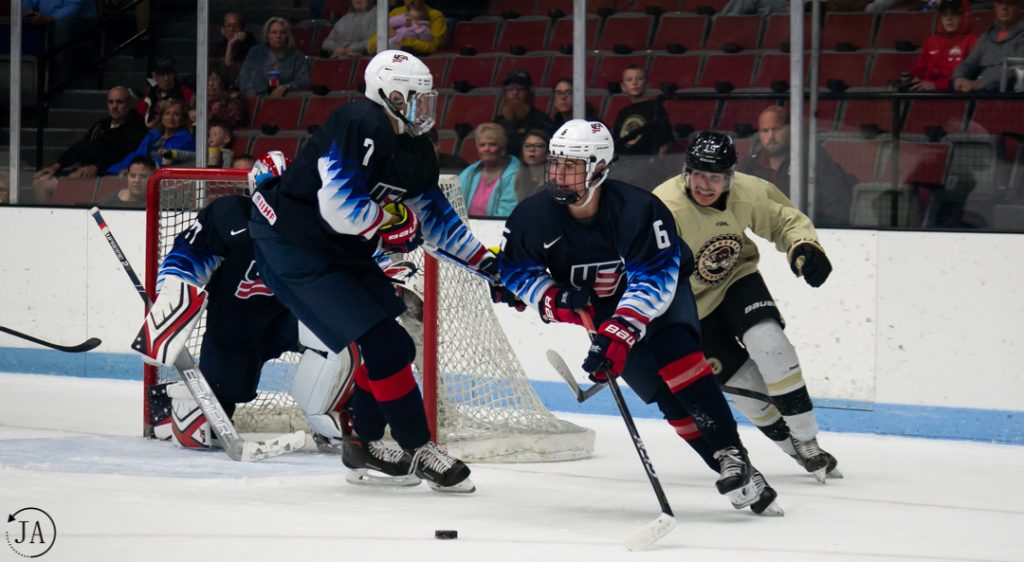 Jack Hughes, Team USA, NHL Draft, 2019 Draft, Prospect