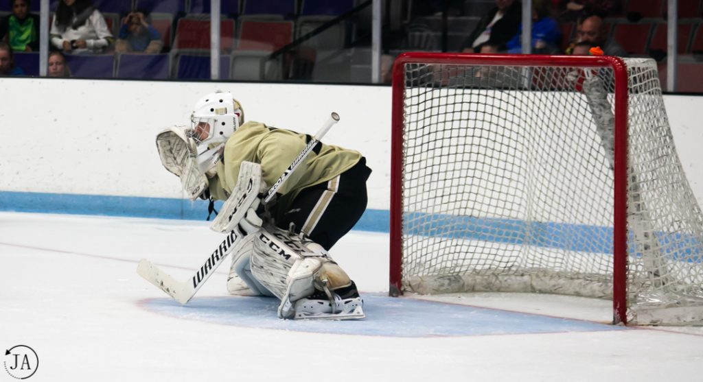 Brandon Bussi, Muskegon Lumberjacks, USHL Goaltender of the Week, USHL