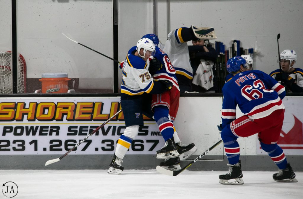 tyler tucker, nhl prospect tournament, st. louis blues, nhl, hockey, ice hockey