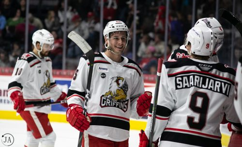 Turner Elson, Grand Rapids Griffins, AHL