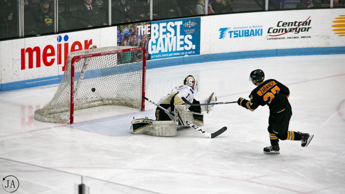 Gallery | USHL Muskegon Lumberjacks vs Green Bay Gamblers