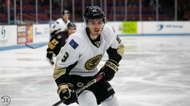 VIDEO: Bobby Lynch Talks QMJHL, Muskegon & Incredible Record