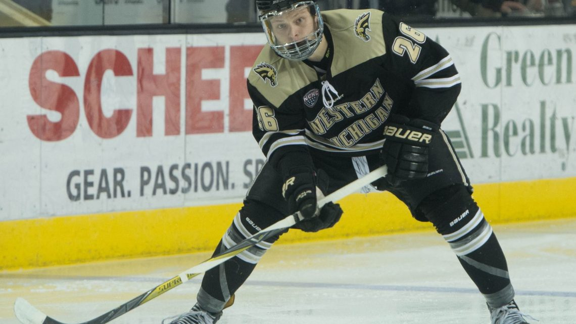 Trevor Gorsuch Guides Western Michigan Broncos to Friday Win