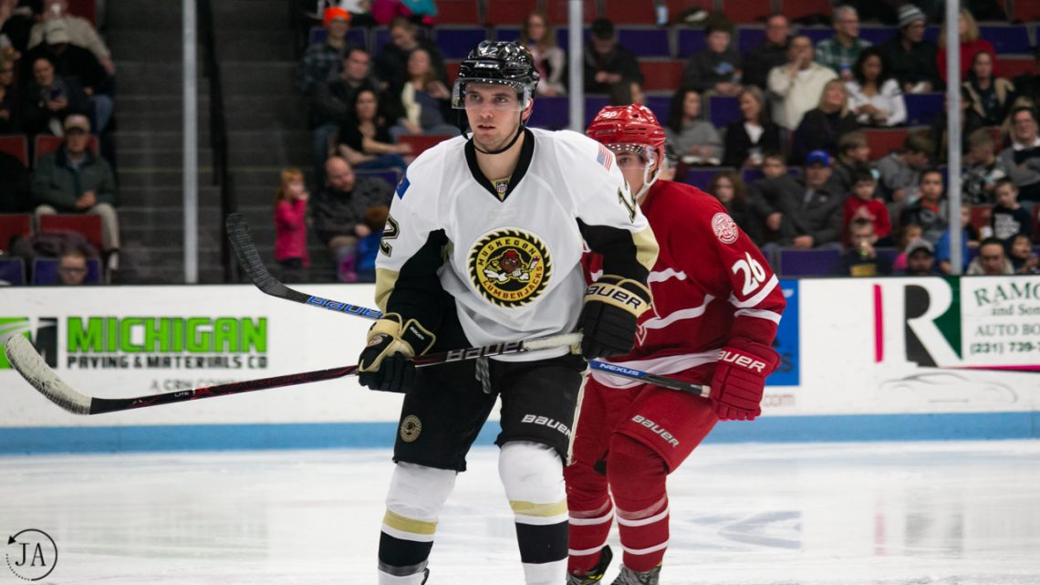 VIDEO: James McIsaac Leaves WJHL to Seek Education with USHL