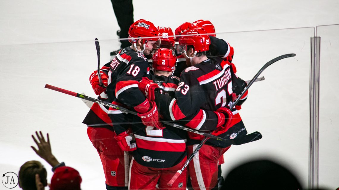 Photographer's Pick : Grand Rapids Griffins January Gallery